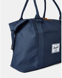 Herschel Supply Co. - Blue Supply Co. Strand Duffle Bag - Navy for Men - Lyst