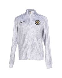 Nike - Metallic Sweatshirt for Men - Lyst