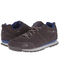 The North Face Purple Back-to-berkeley Redux Sneaker for men