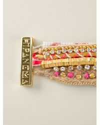 Hipanema - Multicolor Goa Bracelet - Lyst