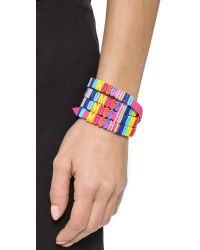Moschino - Multicolor Bracelet - Multi - Lyst