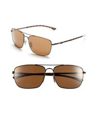 Smith Optics | Brown 'nomad' 59mm Polarized Sunglasses | Lyst