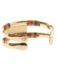 Gas Bijoux - Metallic Masai Double Bangle - Lyst