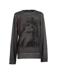 GAUDI - Gray Sweatshirt for Men - Lyst