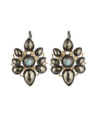 Alexis Bittar - Multicolor Jardin De Papillon Mosaic Labradorite Earring - Lyst