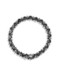 David Yurman | Metallic Armory Link Bracelet for Men | Lyst