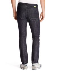 BOSS Green - Blue Drake   Slim Fit, 11 Oz Stretch Cotton Jeans for Men - Lyst