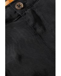 BOSS Orange - Black 'Sethna-W' | Cuffed Shorts - Lyst
