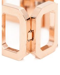 Rebecca | Metallic 'elizabeth' Link Bracelet | Lyst