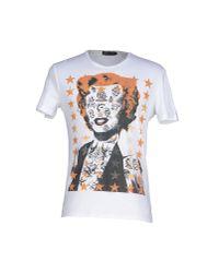 Antony Morato - White T-shirt for Men - Lyst