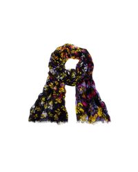 Diane von Furstenberg | Multicolor Grace Modal Printed Scarf | Lyst