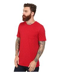 Nike | Red Sb Aop Micro Dot Tee for Men | Lyst