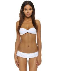 Melissa Odabash | White Florence Bikini | Lyst