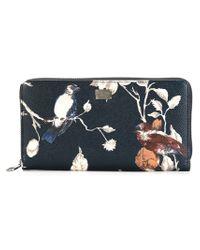 Dolce & Gabbana | Blue Bird Print Wallet for Men | Lyst