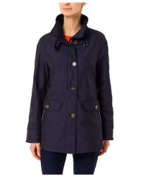 Basler - Black Light Parka - Lyst