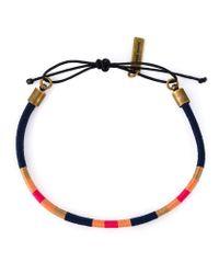 Isabel Marant - Blue Double Bracelet - Lyst