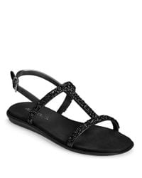 Aerosoles | Black Good Chlue Sandals | Lyst