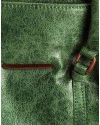 Matt & Nat | Green Stardust Grass Tote Bag | Lyst