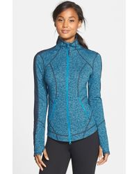 Zella | Blue 'Physique' Jacket | Lyst