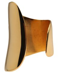 Maiyet - Metallic Large Asymmetric Cuff - Lyst