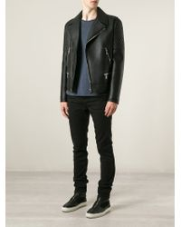 Neil Barrett | Black Classic Super Skinny Jeans for Men | Lyst