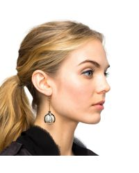 Lulu Frost - Metallic Decade Drop Earring - Lyst