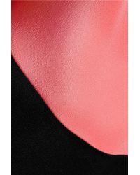 ROKSANDA - Pink Albyn Two-tone Silk Dress - Lyst