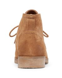 Lucky Brand | Brown Garboh Desert Boots for Men | Lyst