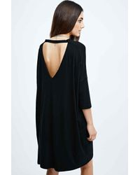 Staring At Stars - Black Tulum Square Dress - Lyst