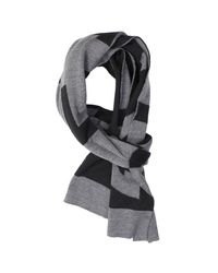 Iceberg - Black Scarf for Men - Lyst