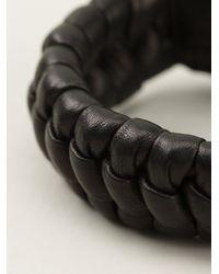 Damir Doma | Black Woven Bracelet for Men | Lyst