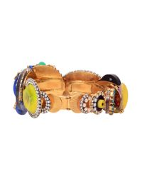 Erickson Beamon | Multicolor Memphis Bracelet | Lyst