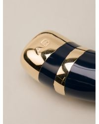 Aurelie Bidermann - Metallic Rive Gauge Bracelet - Lyst