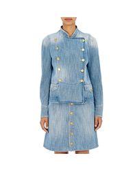 Étoile Isabel Marant - Blue Women's Denim Obria Jacket - Lyst
