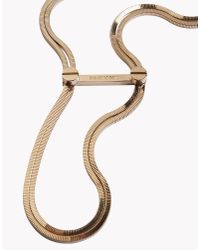 DSquared² | Metallic Necklace | Lyst