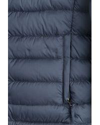 Woolrich - Blue Sundance Down Jacket for Men - Lyst