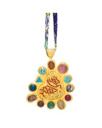 Tilayo - Multicolor Spectrum Necklace - Lyst
