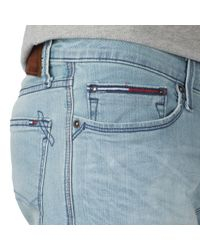Tommy Hilfiger - Blue Sidney Denim Shorts for Men - Lyst
