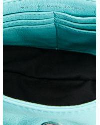 Marc By Marc Jacobs | Blue 'New Q Karlie' Crossbody Bag | Lyst