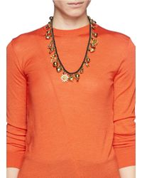 Venessa Arizaga | Metallic 'lolita' Necklace | Lyst