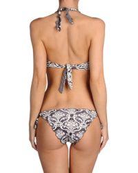 Verdissima - Gray Bikini - Lyst