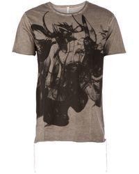 BLK OPM - Gray Vapors Tshirt for Men - Lyst