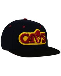 KTZ - Blue Cleveland Cavaliers Tone 9fifty Snapback Cap for Men - Lyst