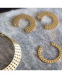Kelly Wearstler | Metallic Rote Earring | Lyst