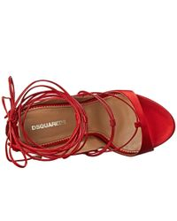 DSquared² - Red W15c505 - Lyst
