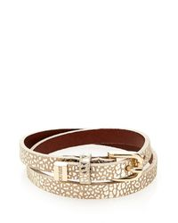 Guess | Natural Winter Savannah Animalier Bracelet | Lyst