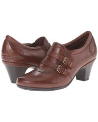 Rockport | Brown Cobb Hill Selah | Lyst