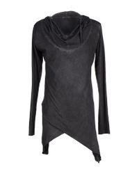 Berna - Gray Sweatshirt for Men - Lyst