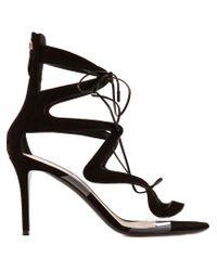 Nicholas Kirkwood | Black 'Serafin' Sandals | Lyst