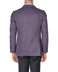 Ballantyne - Purple Blazer for Men - Lyst